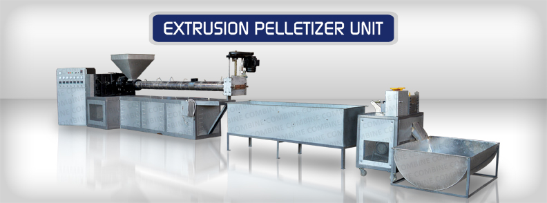 Extrusion Pelletizing Line