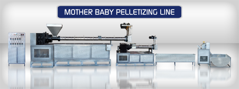 Mother Baby Pelletizing Line